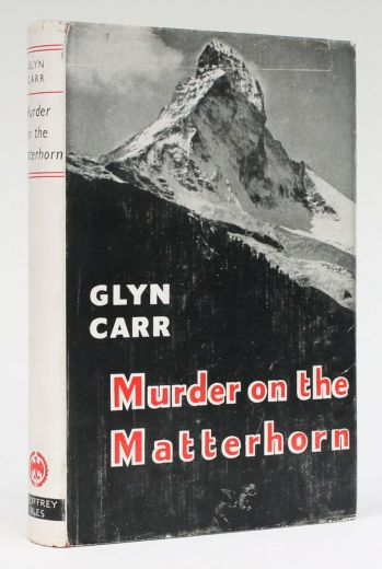 MURDER ON THE MATTERHORN -  image 1