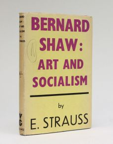 BERNARD SHAW: ART  AND SOCIALISM