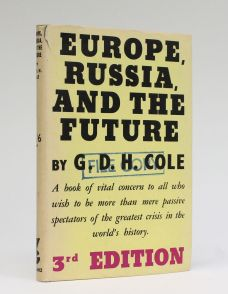 EUROPE, RUSSIA, AND THE FUTURE