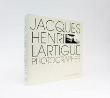 JACQUES HENRI LARTIGUE: PHOTOGRAPHER