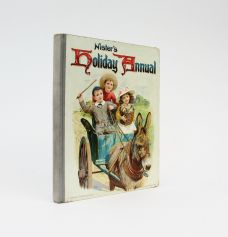 NISTER'S HOLIDAY ANNUAL (21st Year)