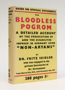 THE BLOODLESS POGROM