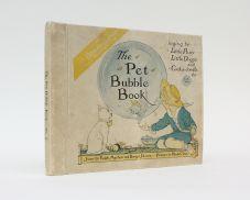 THE PET BUBBLE BOOK
