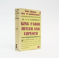 KING CAROL, HITLER AND LUPESCU
