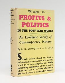 PROFITS AND POLITICS IN THE POST-WAR WORLD.