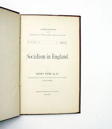 SOCIALISM IN ENGLAND
